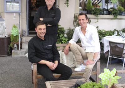 L'équipe Restaurant S'musauer Stuebel