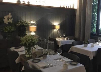 Salle Restaurant S'musauer Stuebel