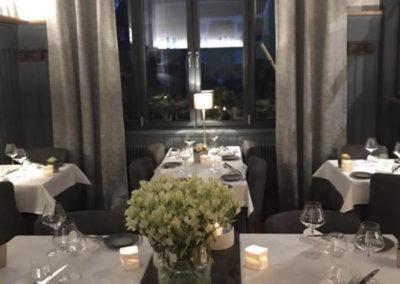 Intérieur Restaurant S'musauer Stuebel